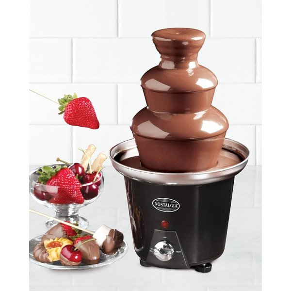 Salton Mini Chocolate Fondue Fountain