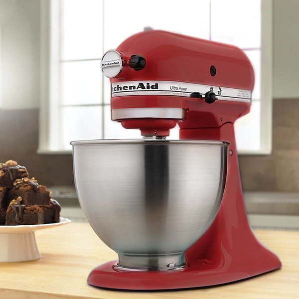 Batteur sur socle à tête inclinable Ultra Power de KitchenAid