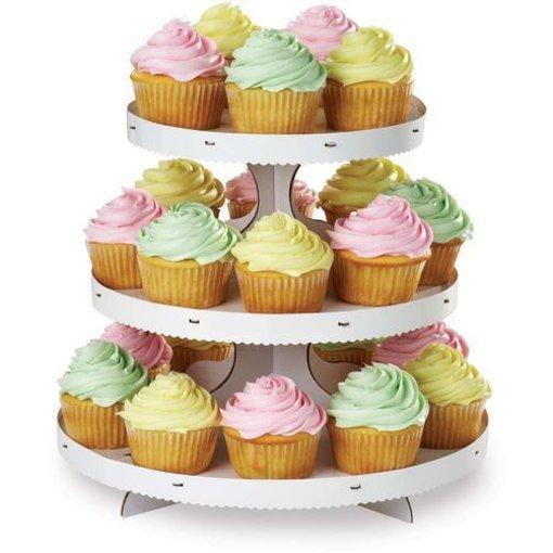 Wilton Support à cupcake 3-étages de Wilton