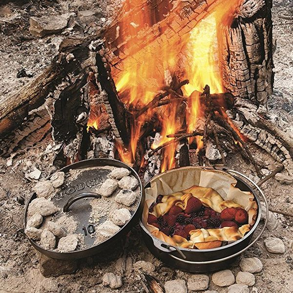 Lodge 3.8 L Camp Dutch Oven
