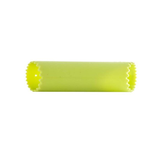 GARLIC PEELER, SILICONE, GREEN
