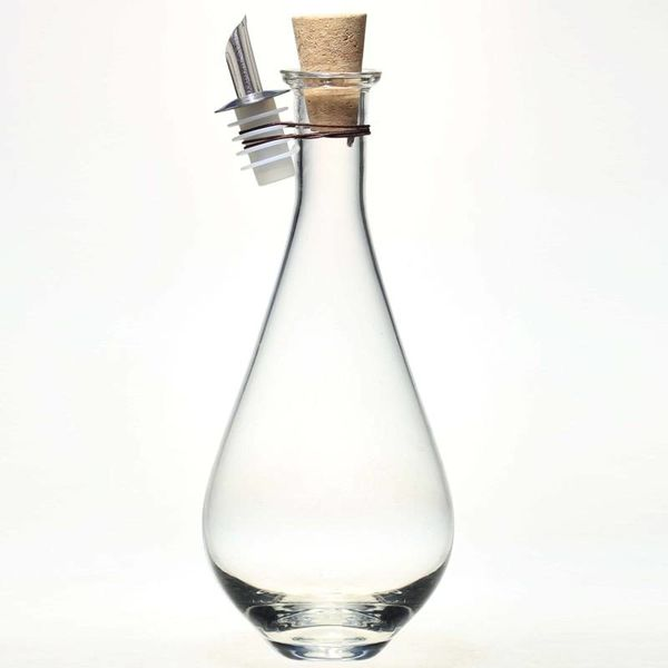 """OLENA"" OIL BOTTLE, 15OZ, W/CO"