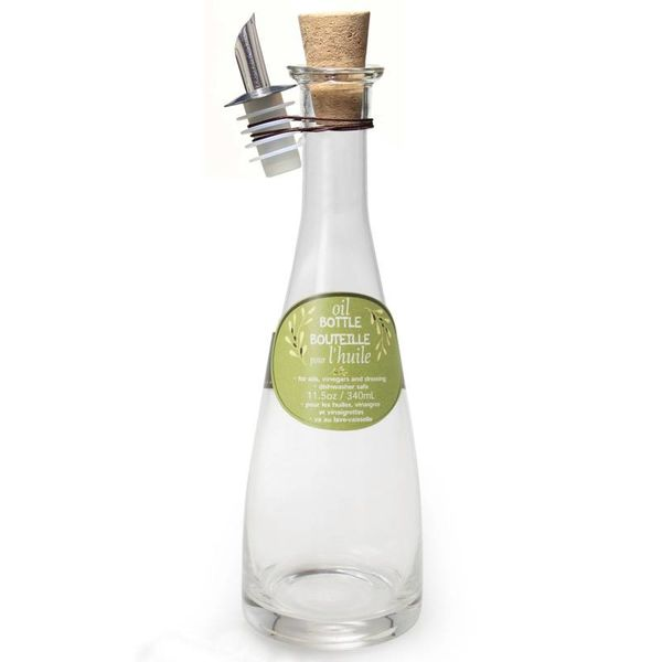 """PAVLINA"" OIL BOTTLE, 11.5OZ,"