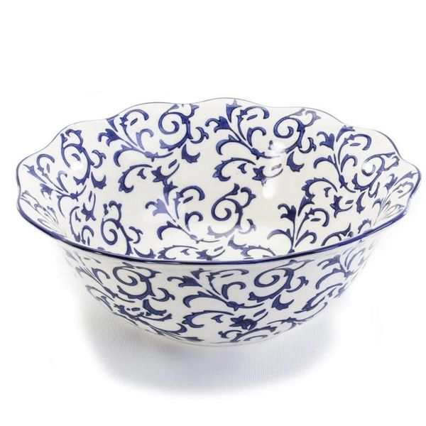 HERITAGE SERVING BOWL 2.5QT