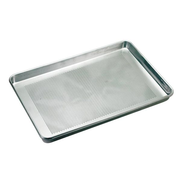 Thermalloy Perforated Aluminum Bun Pan