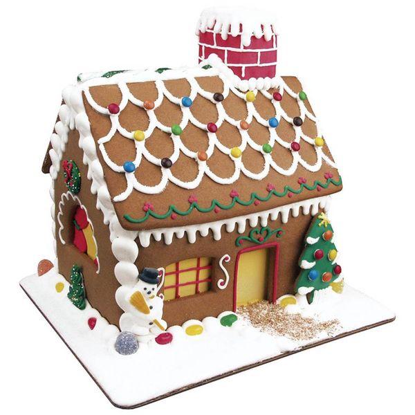 Fox Run Gingerbread House Bake Set