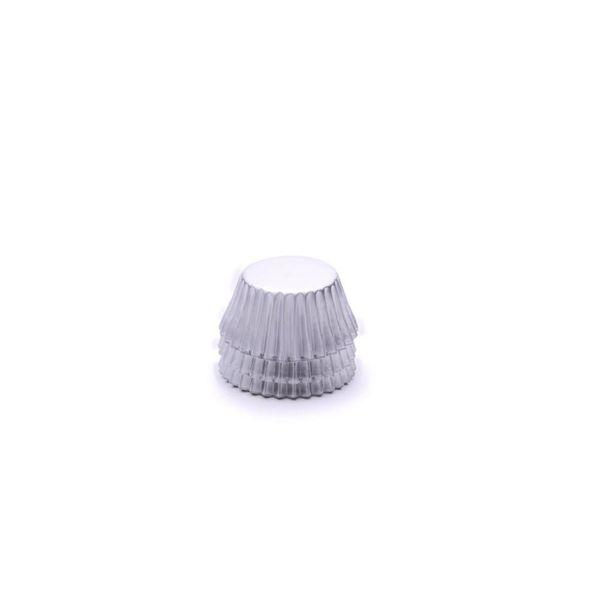 Fox Run Silver Foil mini Baking Cup