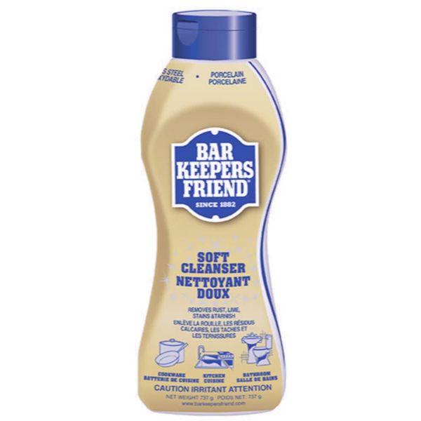 "Produit nettoyant en crème""BarKeeper's friend"" de Fox Run"
