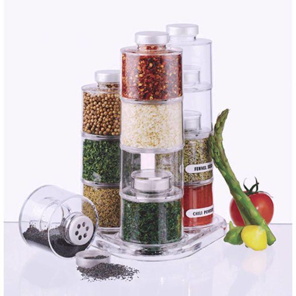 Prodyne Spice Tower Carousel (12 Bottle)