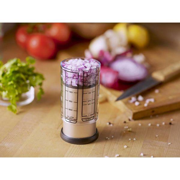 Tasse à mesurer ajustable de Kitchenart, 250 ml