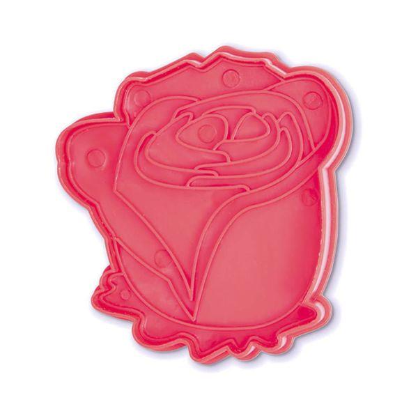 Coupe-fondant rose de Bakelicious
