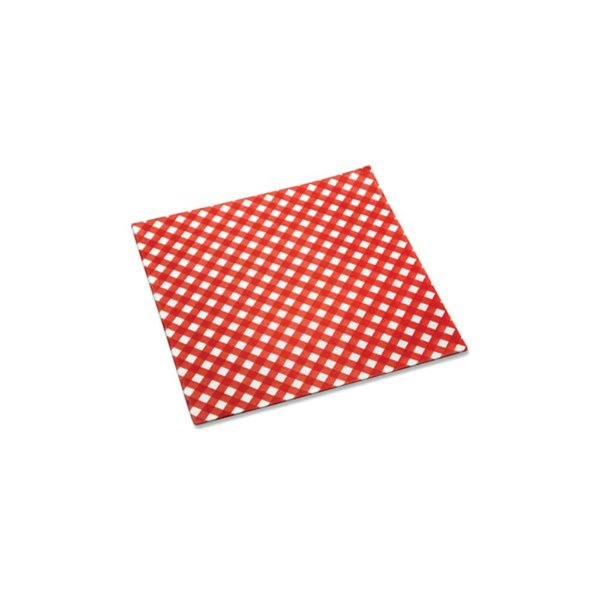 Burger Basket Liners, Gingham