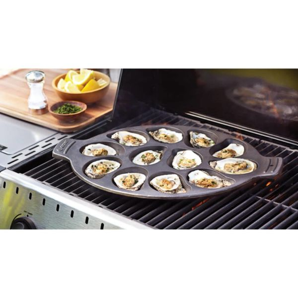 Grille-huîtres en fonte de Outset