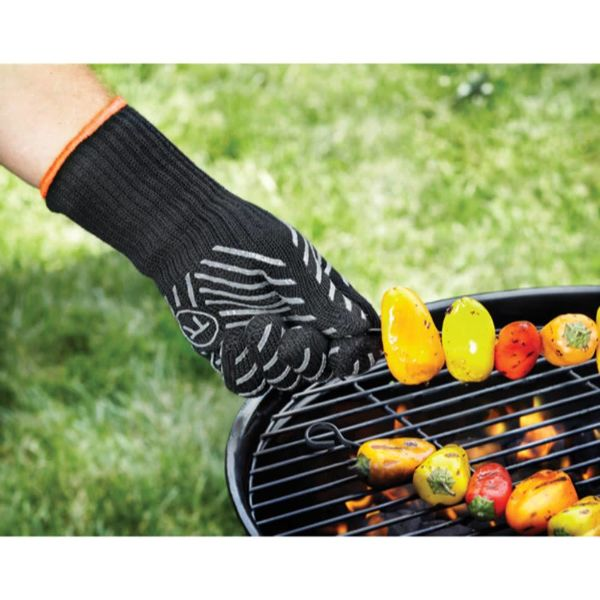 Professional High Temperature Grill Glove - Small/Medium