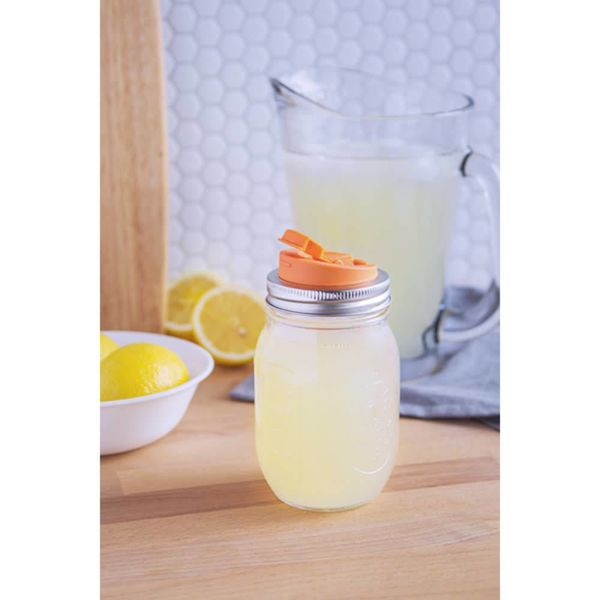 Jarware Regular Mouth Drink Lid