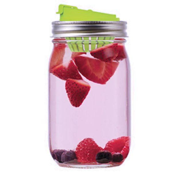 Couvercle infusion de fruits de Jarware