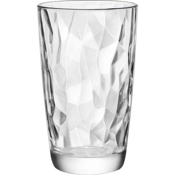 Ensemble de 4 verres Hi Ball Diamond de Bormioli