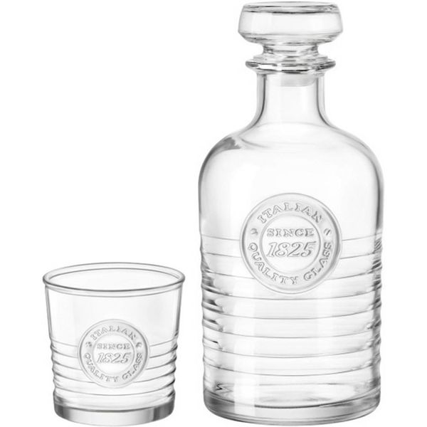 Bormioli Officina Whiskey Set