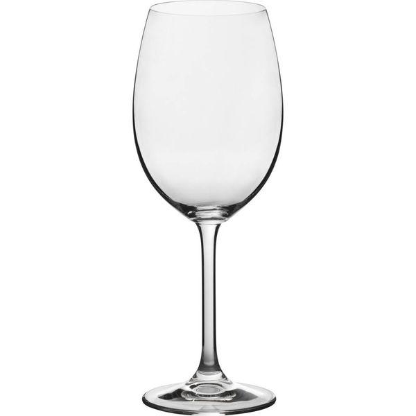 Ensemble de 4 verres à vin rouge Savour de Bohemia