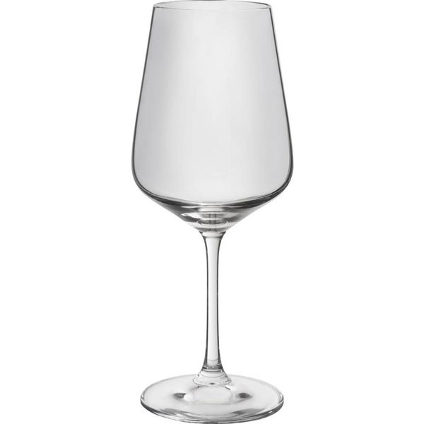 Ensemble de 4 verres à vin rouge Splendido de Bohemia - 475 ml