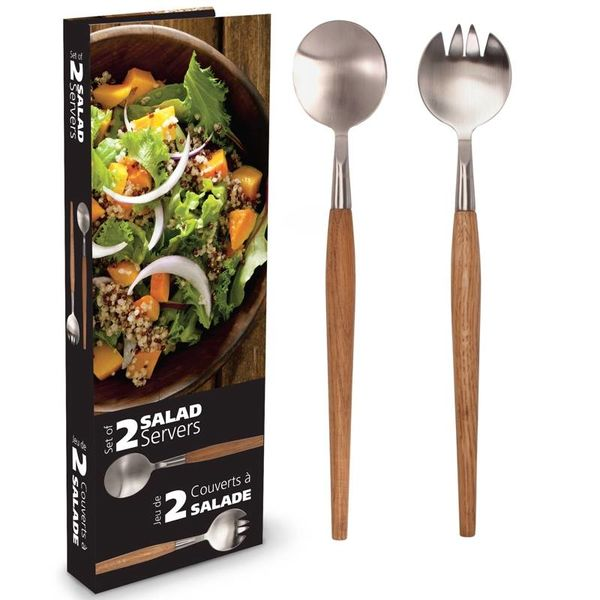 Danesco Salad Servers Set