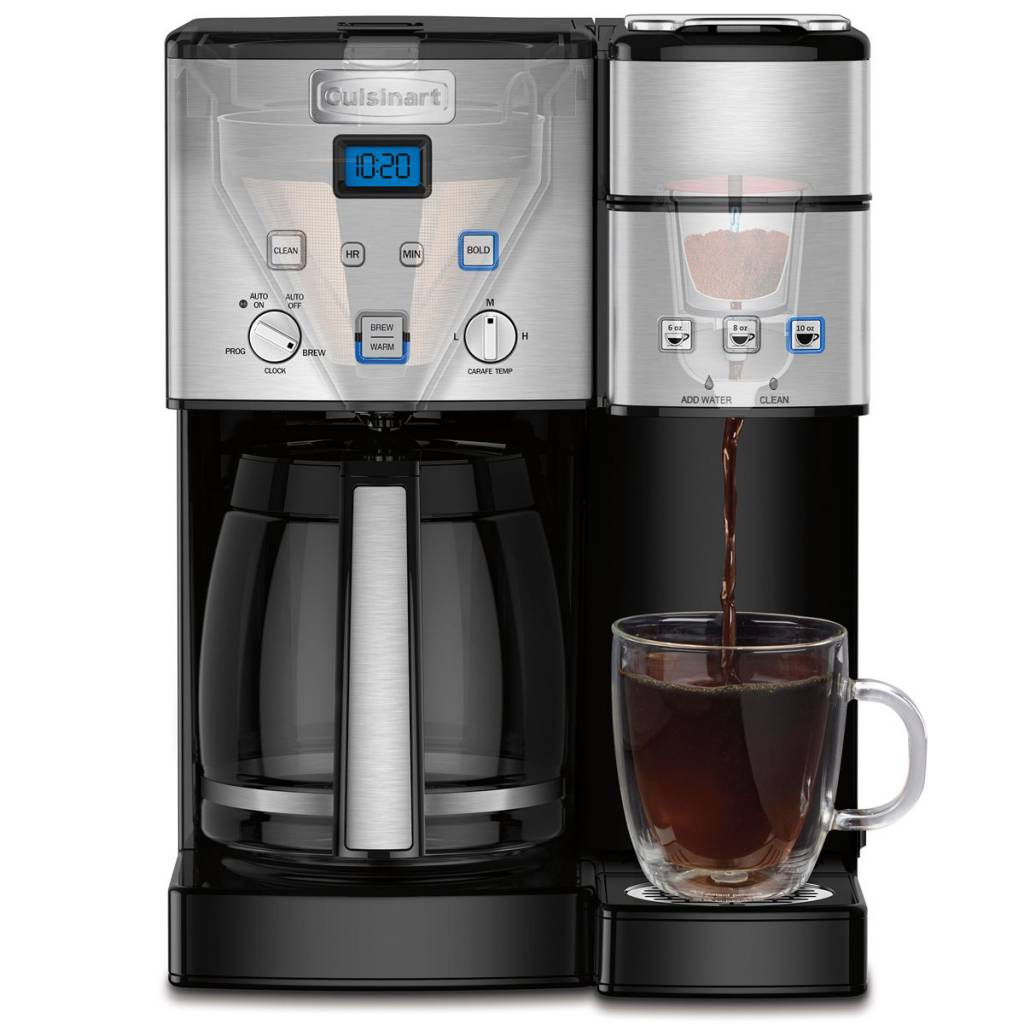 Cuisinart cafeti re coffee center de cuisinart ares cuisine for Article de cuisine ares