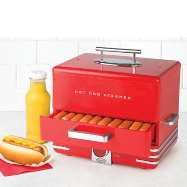 Salton Diner Style Hot Dog Steamer