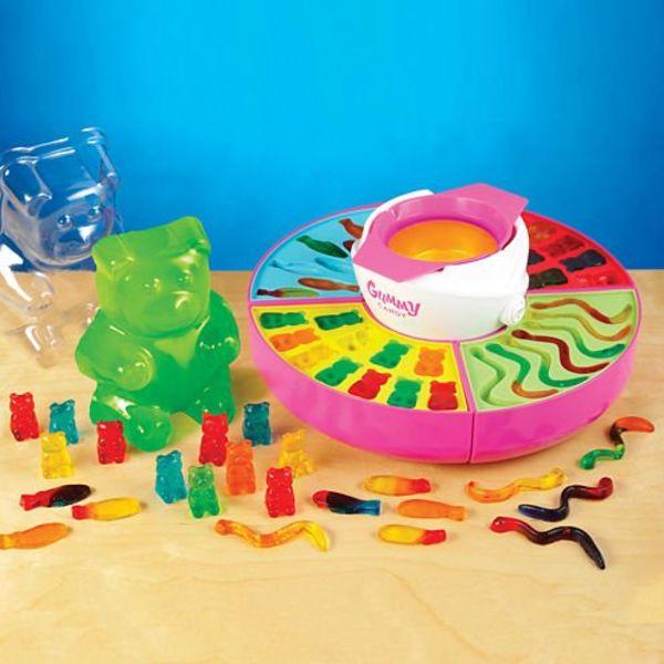 "Fabricant de bonbons gélifiés ""Gummy Bear""  de Salton"
