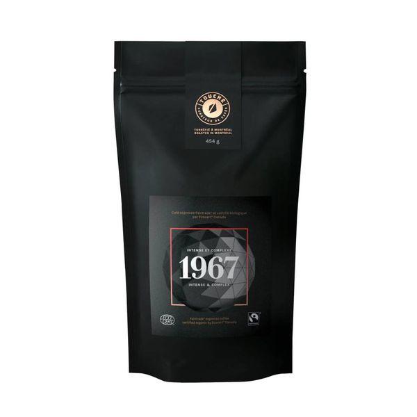 Café espresso en grain bio-équitable, 454gr. Intense de Jura
