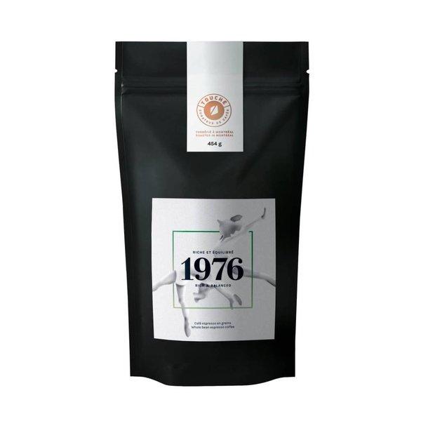 Organic-fair trade coffee beans TOUCHÉ! - rich mixture 454 gr