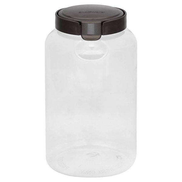 Contenant en plastique rond hermétique 4.3-tasses de Snapware