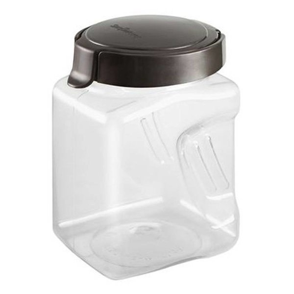 Snapware Airtight Food Storage 4.4-cup Square Plastic Canister