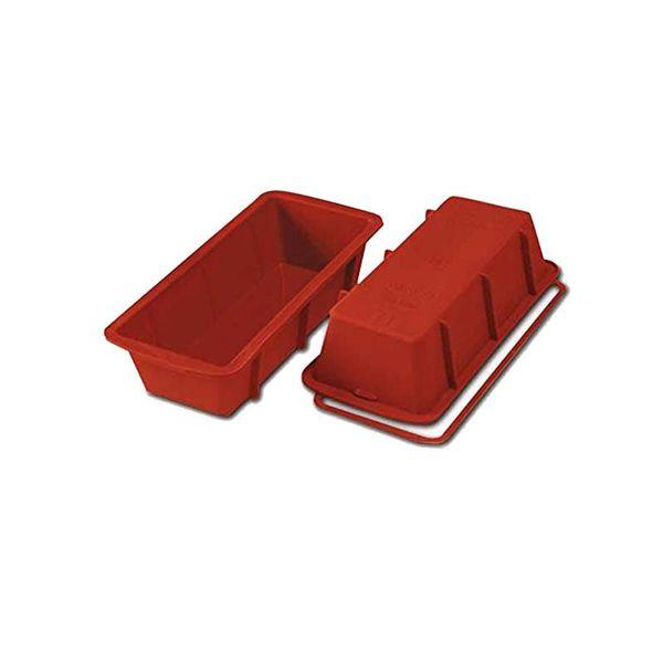 Moule en silicone à pain ou plum cake de Silikomart