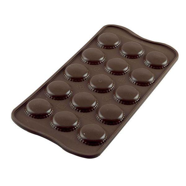 Moule en silicone macaron de Silikomart