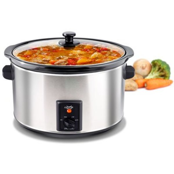 Cuizen 8L Slow Cooker