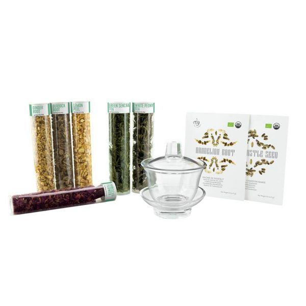TIY Detox Tea – DIY Tea Blending Kit