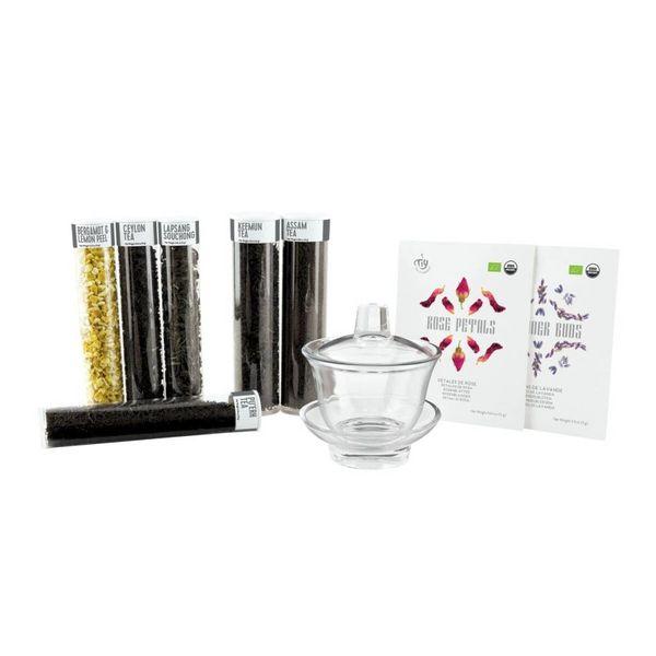 Wake Up – Kit de thés noirs Bio à mélanger soi-même de TIY