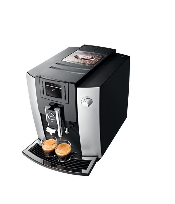 Jura machine espresso automatique e6 platine de jura ares cuisine - Solde machine a cafe ...