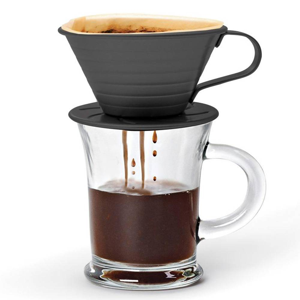 porte filtre caf caf culture de danesco ares cuisine. Black Bedroom Furniture Sets. Home Design Ideas