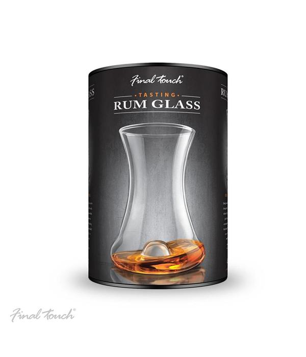 Final Touch Final Touch Rum Taster Glass