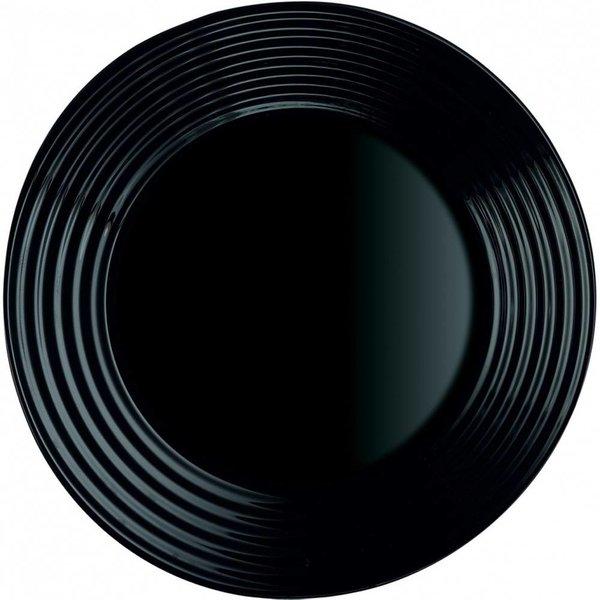 Luminarc Harena Black Dinner Plate