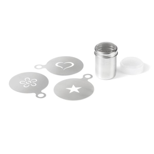 Starfrit Stencil and Shaker Set