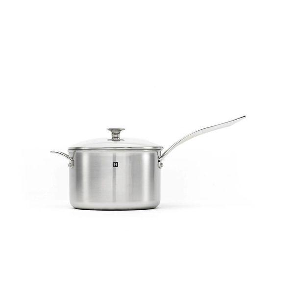 Ricardo 4 litres (4.2 qt) Stainless steel Saucepan
