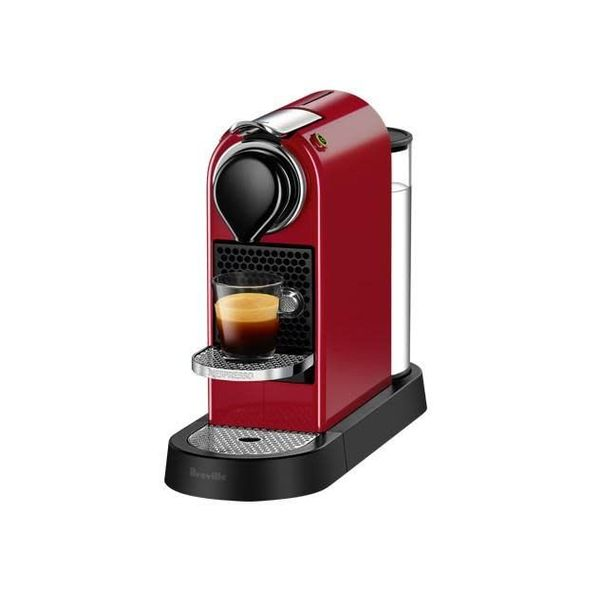 Nespresso Citiz Red Espresso Capsule Machine