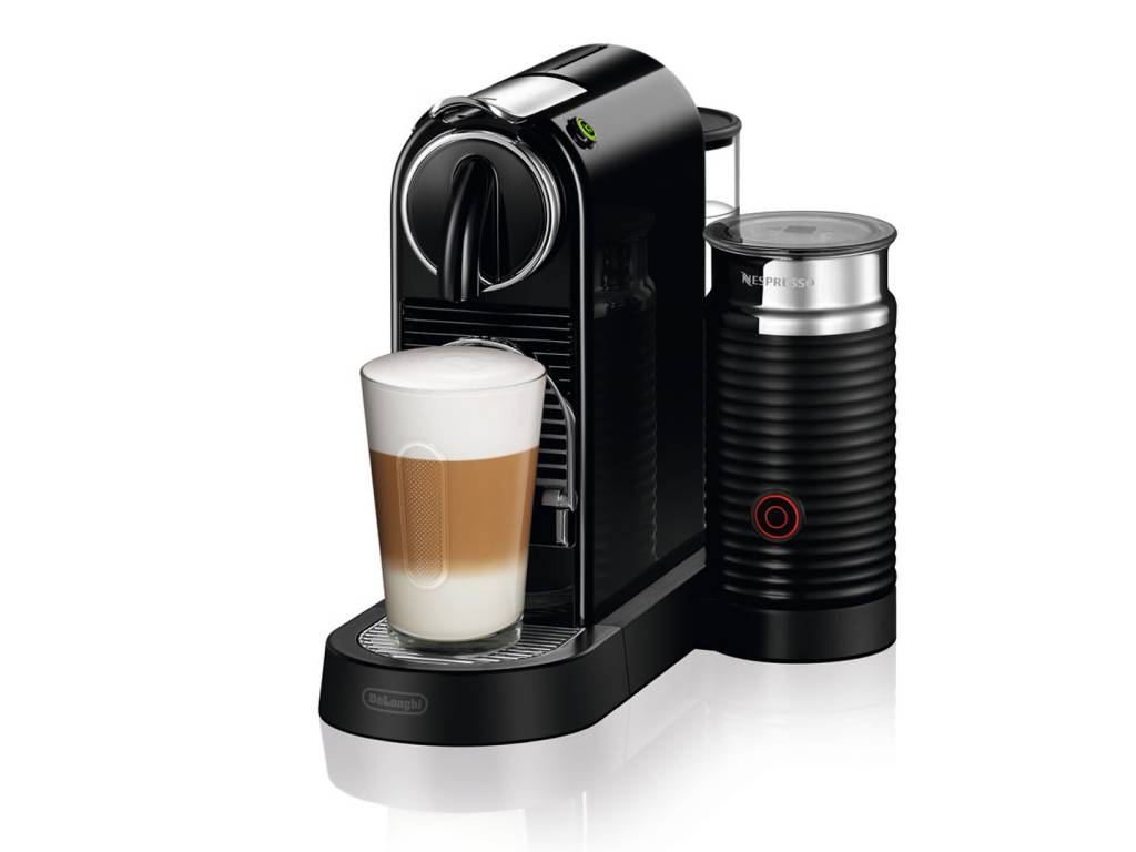 nespresso machine capsules d 39 espresso citiz noir et. Black Bedroom Furniture Sets. Home Design Ideas