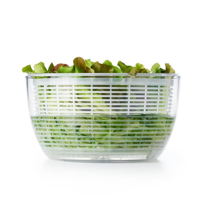 essoreuse salade de oxo ares cuisine. Black Bedroom Furniture Sets. Home Design Ideas