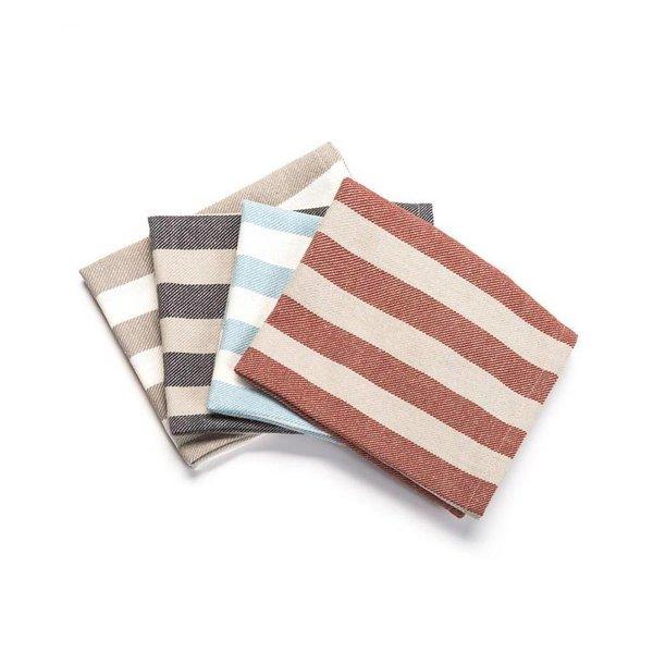 Ricardo Striped Dishcloths