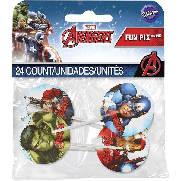 """""""Fun Pix"""" Avengers de Wilton"""