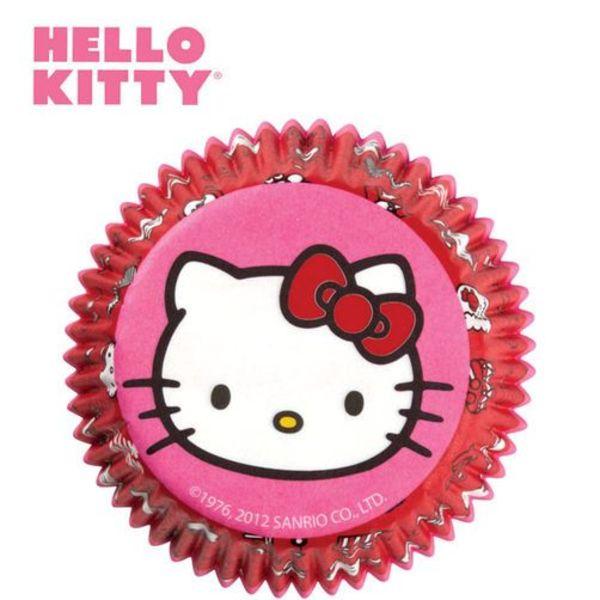 WILTON HELLO KITTY CUPCAKE LINERS