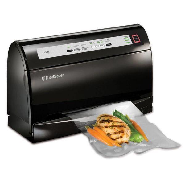Système d'emballage sous vide FoodSaver V3460C